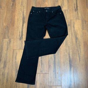 Levi's | Black 515 Bootcut Jeans